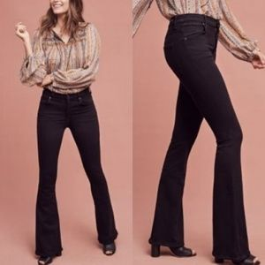 C.o.H Fleetwood High Rise Flare Jeans in Black